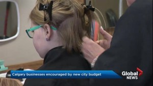 Calgary businesses encouraged by new city budget